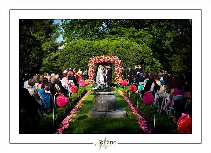 Outdoor Wedding - Capital Ceremonies